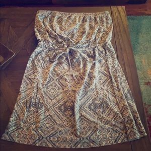 Tribal Bathing Suit Cover Up